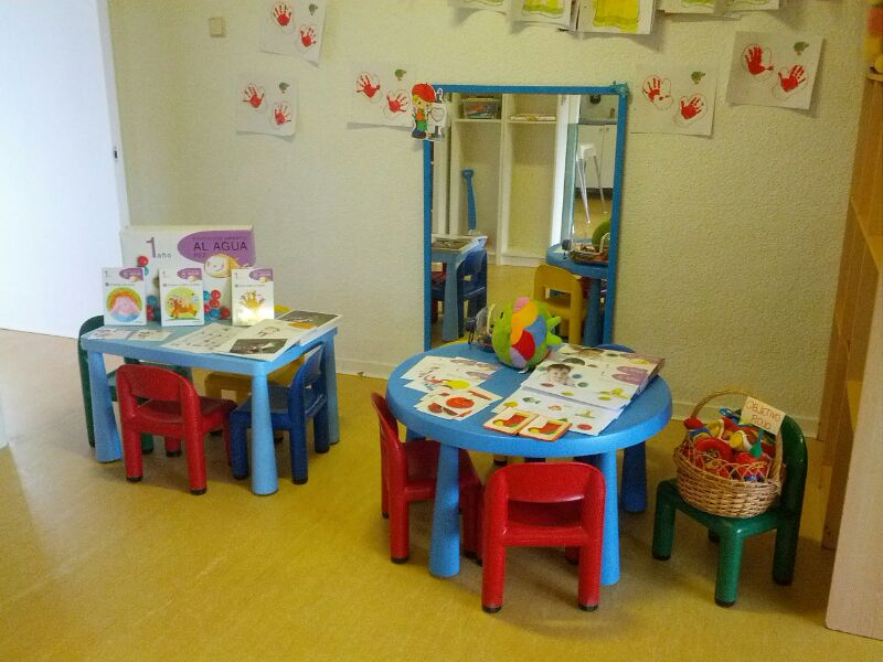 Escuela infantil piquio pozuelo puertas abiertas piquio - Escuelas infantiles pozuelo ...