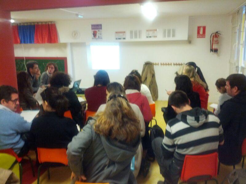 Escuela infantil piquio pozuelo reunion ecoescuelas - Escuelas infantiles pozuelo ...