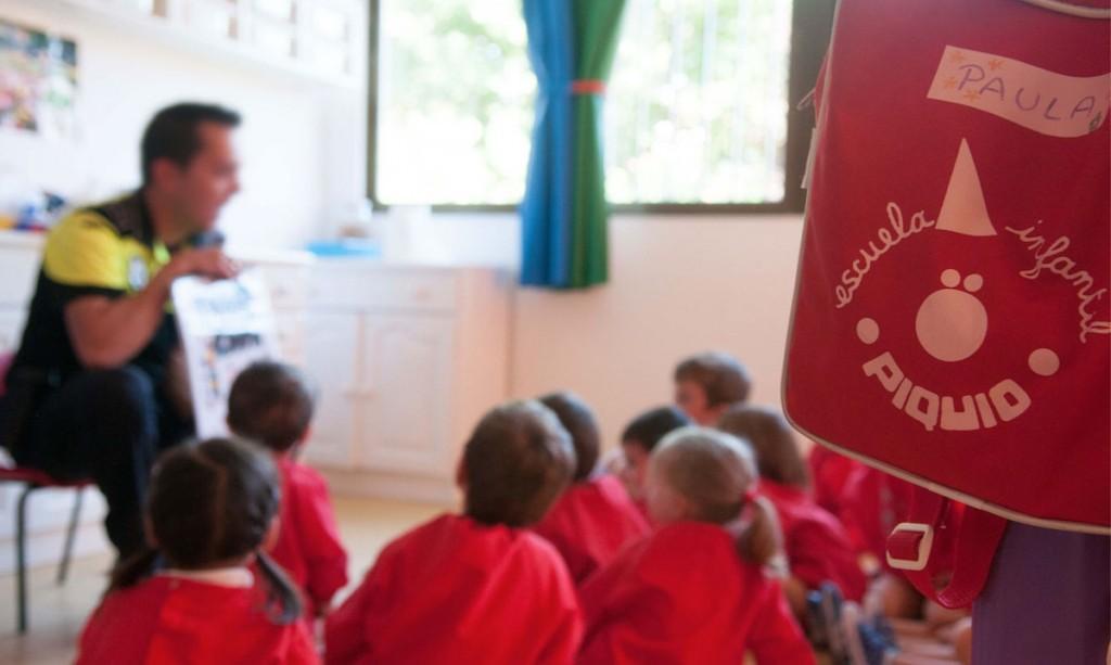 Escuela infantil piquio pozuelo policia archivos escuela - Escuelas infantiles pozuelo ...