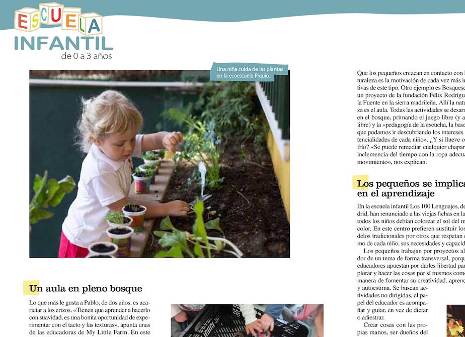 Escuela infantil piquio pozuelo piquio en la revista ser padres escuela infantil piquio pozuelo - Escuela infantil pozuelo ...