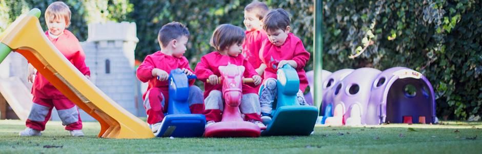 jardin escuela infantil piquio