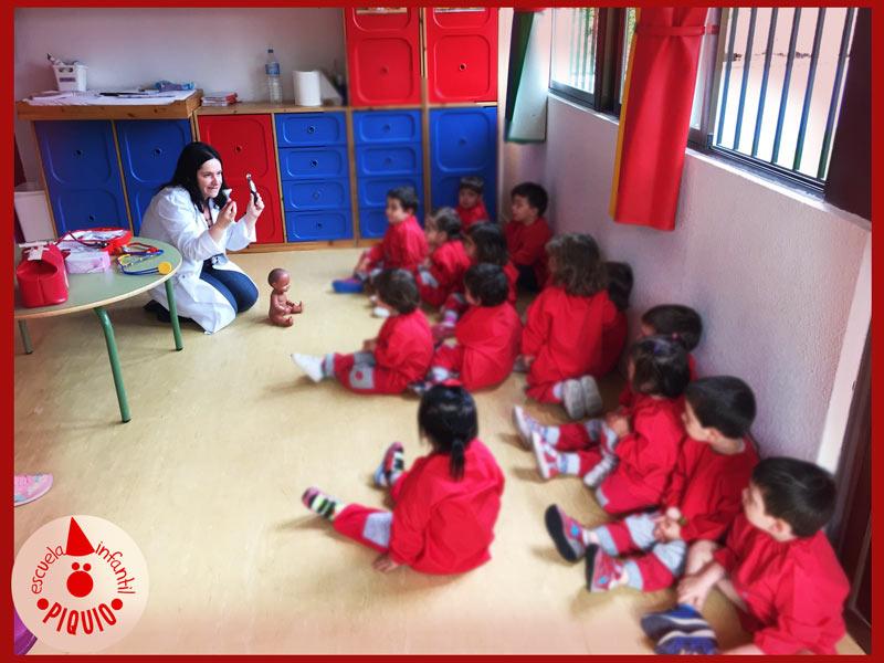 Escuela infantil piquio pozuelo los oficios en piquio - Escuelas infantiles pozuelo ...