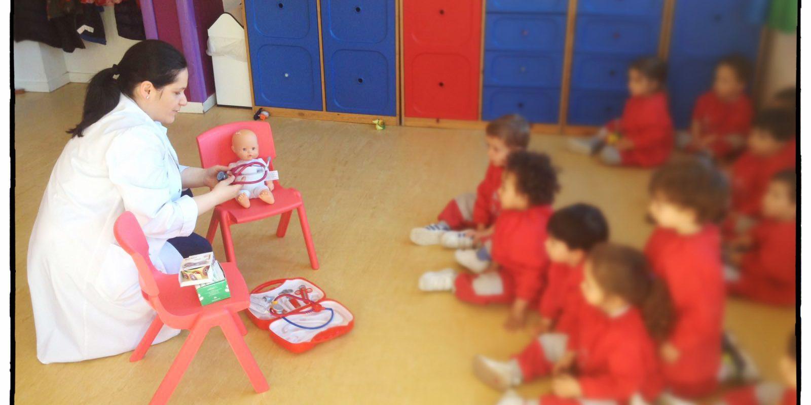 Mam pediatra visita piquio piquio escuela infantil pozuelo - Escuela infantil pozuelo ...