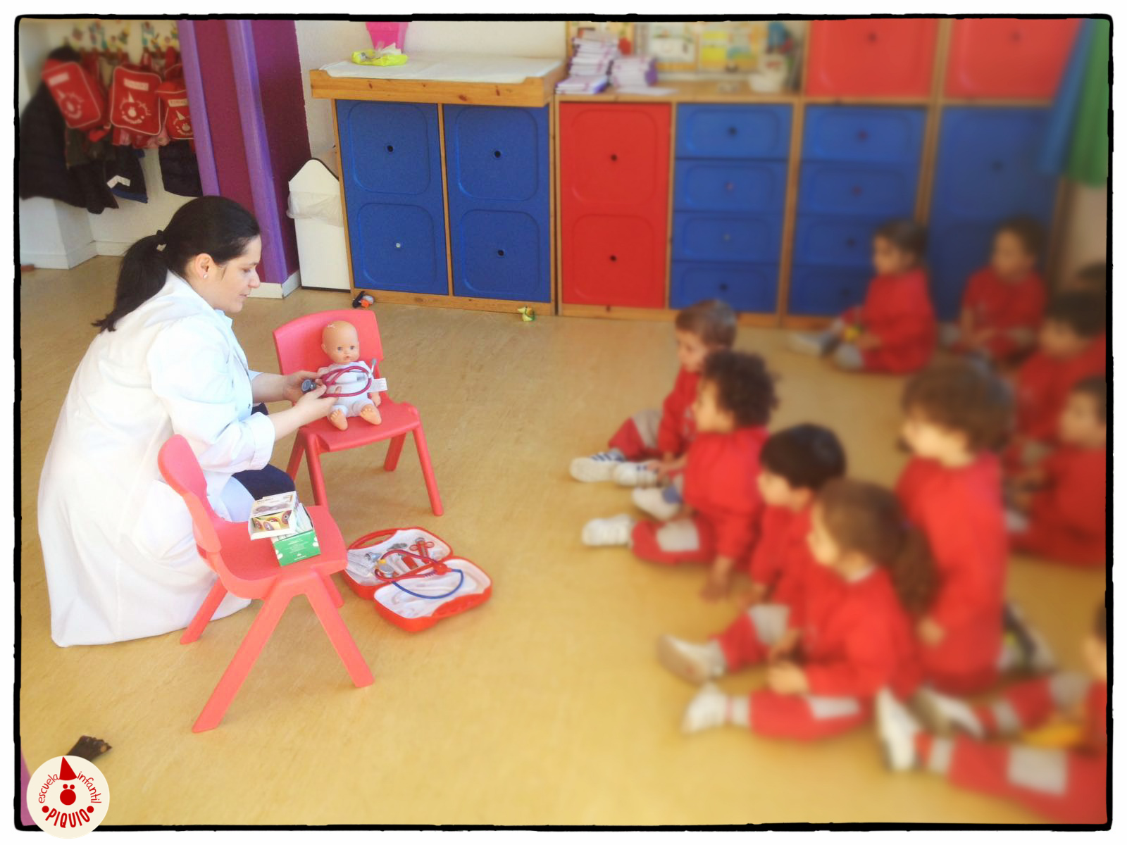 Escuela infantil piquio pozuelo mam pediatra visita - Escuelas infantiles pozuelo ...