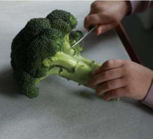Escuela Infantil en Pozuelo alimentación saludable