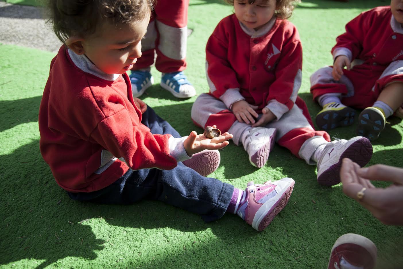 Escuela infantil con pedagogía propia