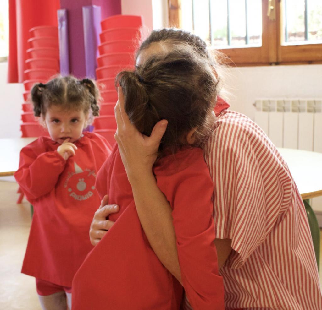 No al Castigo Escuela Infantil en Pozuelo