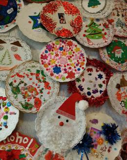 Navidad Escuela Infantil en Pozuelo Piquio