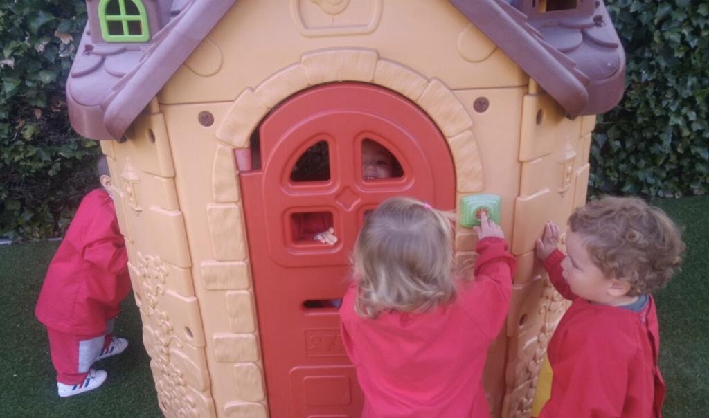 Jardín escuela infantil pozuelo