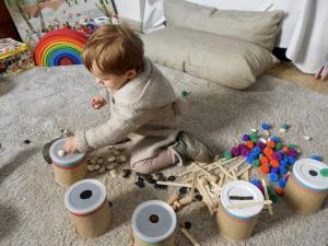 juego Heurístico escuela infantil en pozuelo